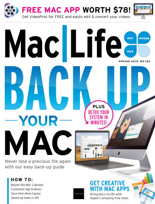 Mac Life Issue 153