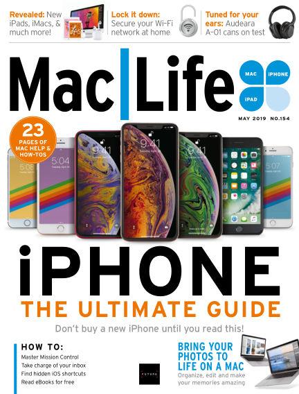 Mac Life April 30, 2019 00:00