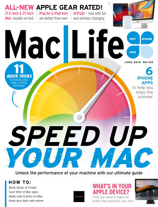 Mac Life Issue 155