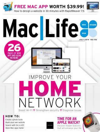 Mac Life Issue 156