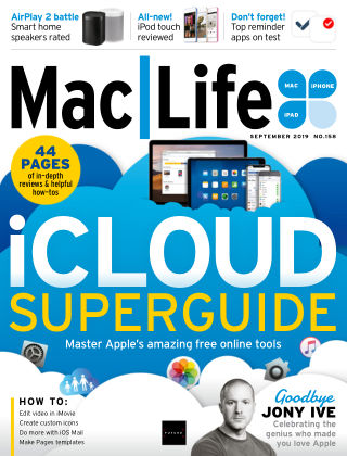 Mac Life Issue 158