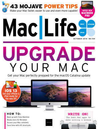 Mac Life Issue 159