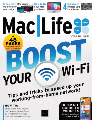 Mac Life Spring 2021