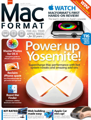 MacFormat June 2015