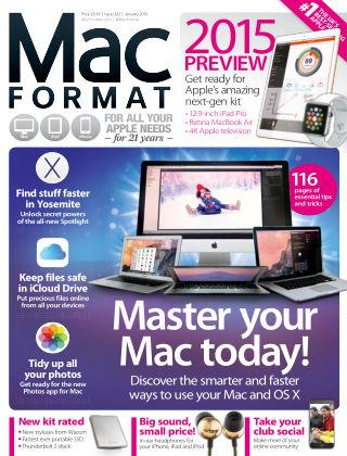 MacFormat January 2014