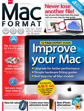 MacFormat February 2015