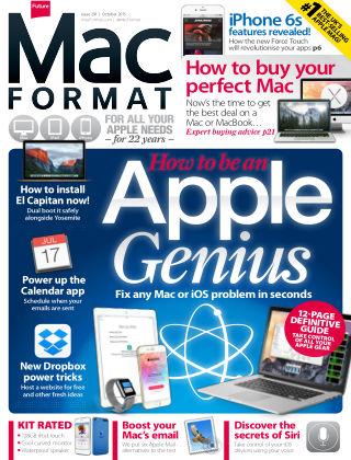 MacFormat October 2015