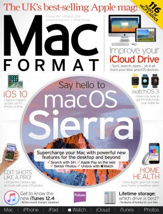 MacFormat August 2016