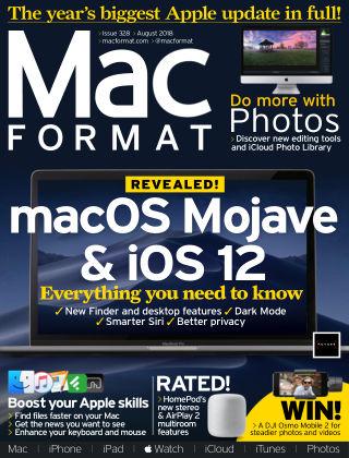 MacFormat Aug 2018
