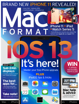 MacFormat Issue 344