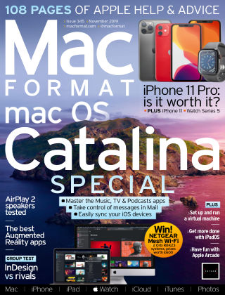 MacFormat Issue 345
