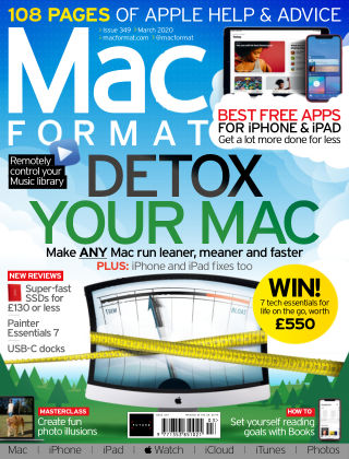 MacFormat Issue 349