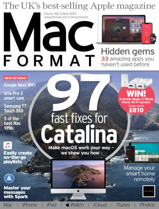 MacFormat Issue 350