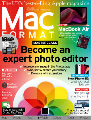 MacFormat Issue 352