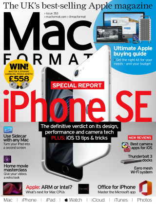 MacFormat Issue 353