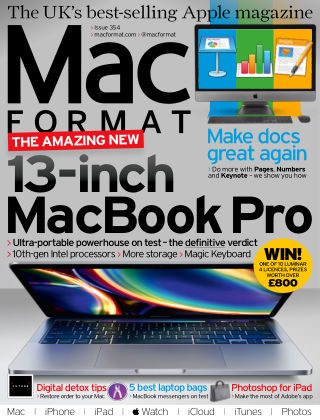 MacFormat Issue 354