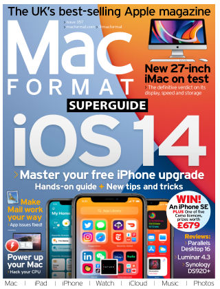 MacFormat Issue 357