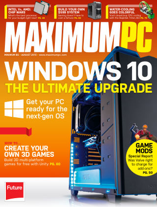 Maximum PC August 2015