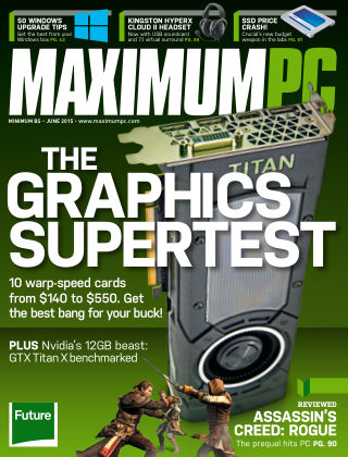 Maximum PC June 2015
