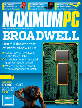 Maximum PC May 2015