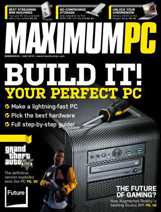 Maximum PC July 2015