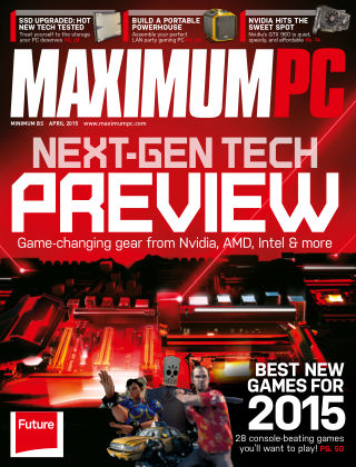 Maximum PC April 2015