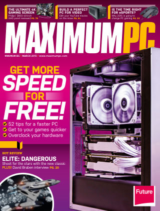 Maximum PC March 2015