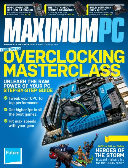 Maximum PC July 28, 2015 00:00