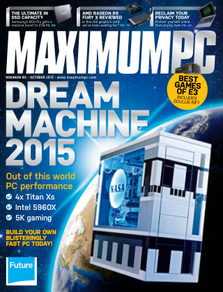 Maximum PC October 2015