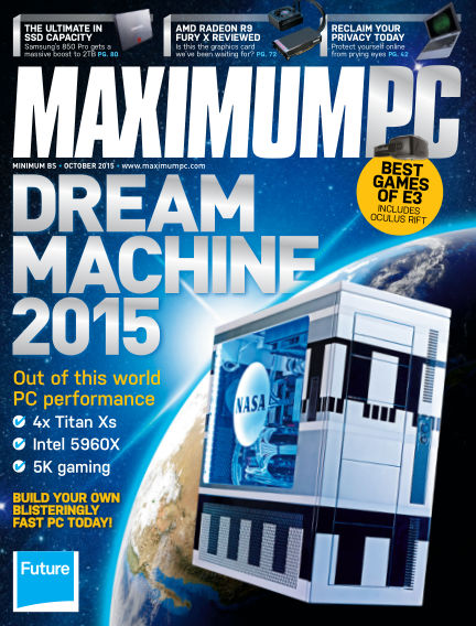 Maximum PC August 25, 2015 00:00