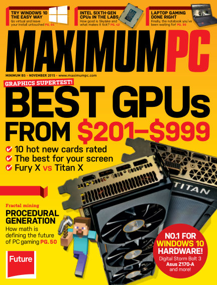 Maximum PC September 22, 2015 00:00