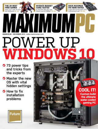 Maximum PC December 2015