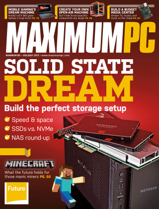 Maximum PC Holiday 2015