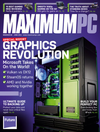 Maximum PC June 2016