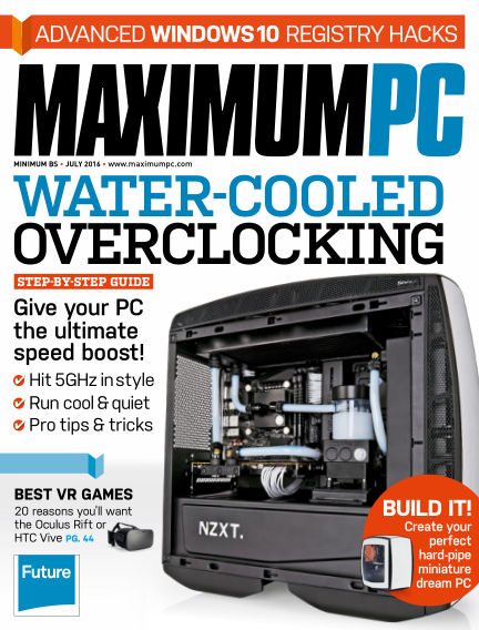 Maximum PC May 31, 2016 00:00