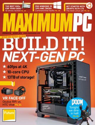 Maximum PC August 2016