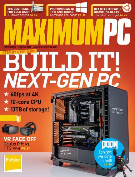 Maximum PC June 28, 2016 00:00