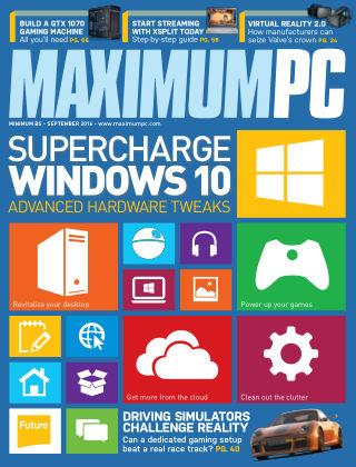 Maximum PC September 2016
