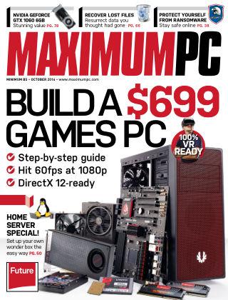 Maximum PC October 2016