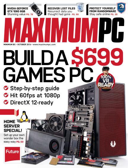 Maximum PC August 23, 2016 00:00