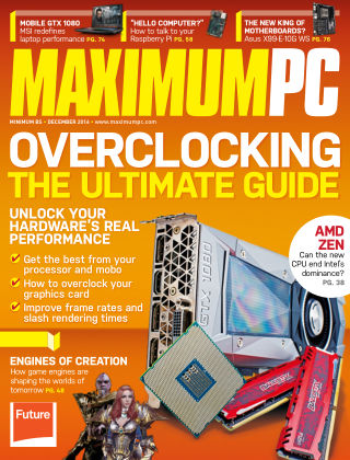 Maximum PC December 2016