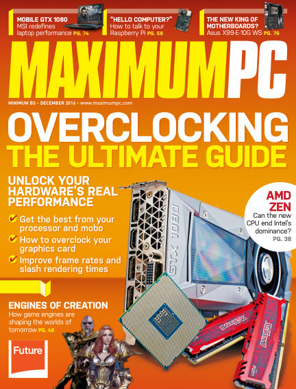 Maximum PC October 18, 2016 00:00