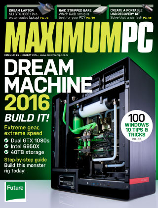 Maximum PC Holiday 2016