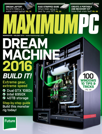 Maximum PC November 15, 2016 00:00