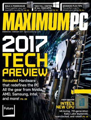 Maximum PC February 2017
