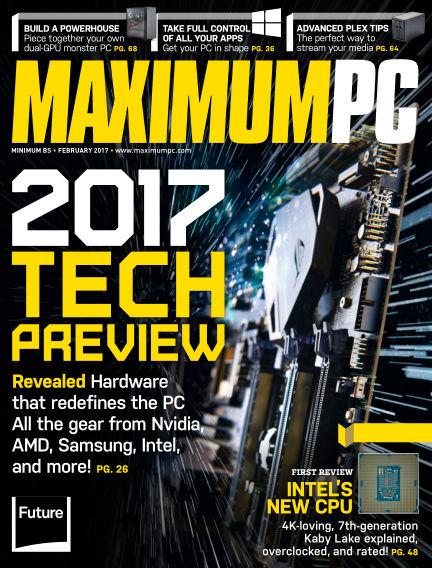 Maximum PC January 10, 2017 00:00