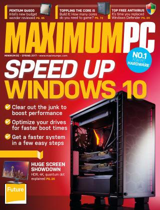 Maximum PC April 2017