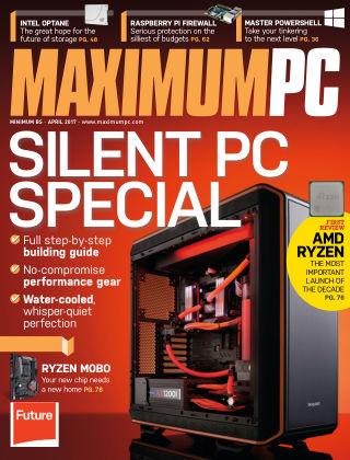 Maximum PC May 2017