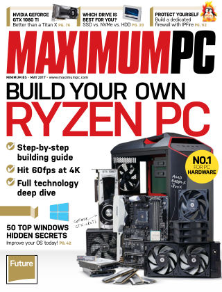 Maximum PC May 2017