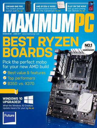 Maximum PC Magazine Jun 2017
